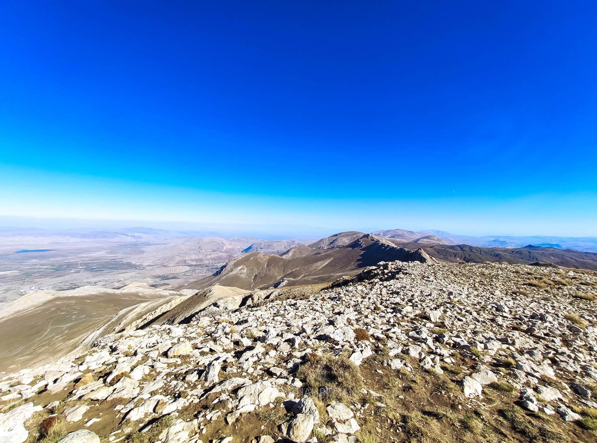 خط الراس کوه مورس