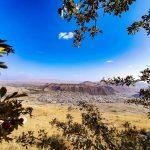 طبیعت ماکو از ارتفاعات دره انسور یا آناسورون
