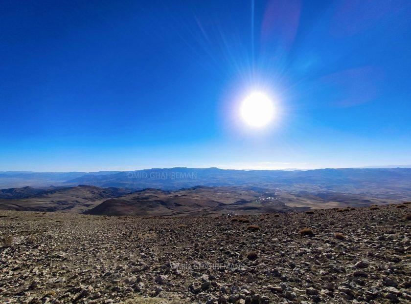 دامنه جنوبی کوه مورس ماکو