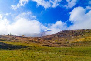 دامنه های کوه مورس