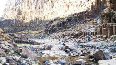 دره بازالتی بدولی ماکو