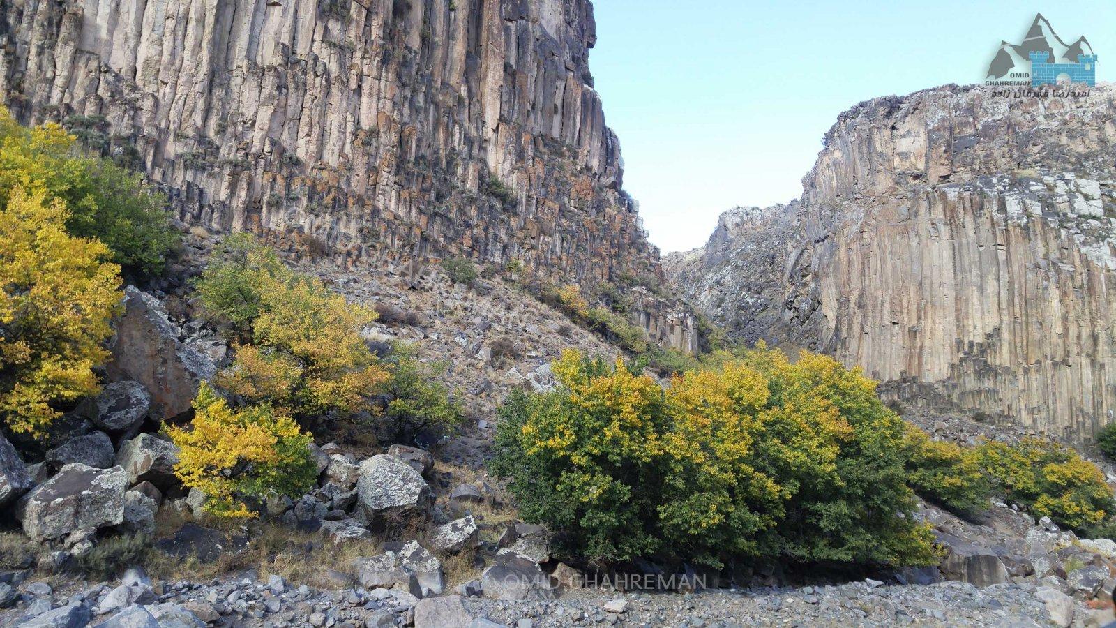 دره مرگ در ماکو