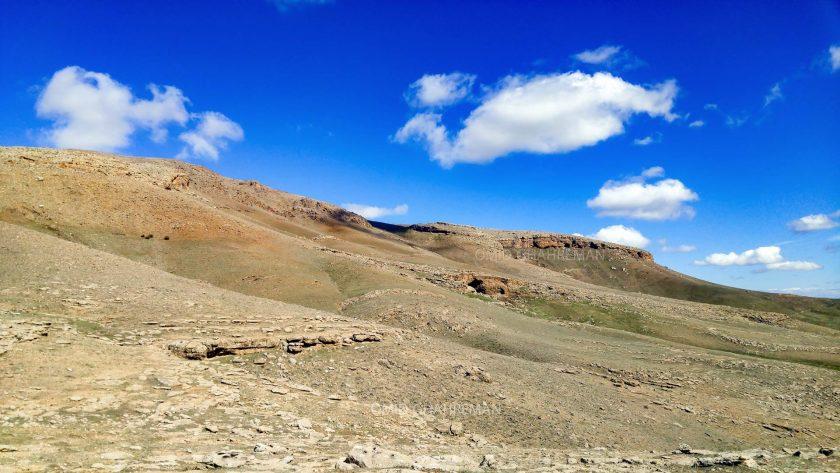 در مسیر چشمه آتابی ماکو