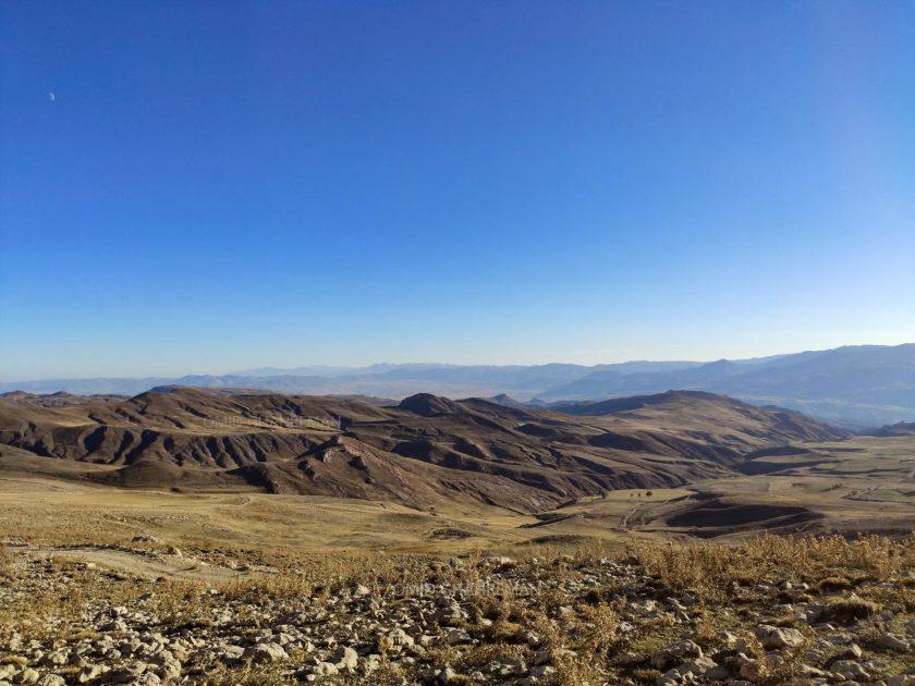 روستاها و کوهستان های پشت کوه مورس