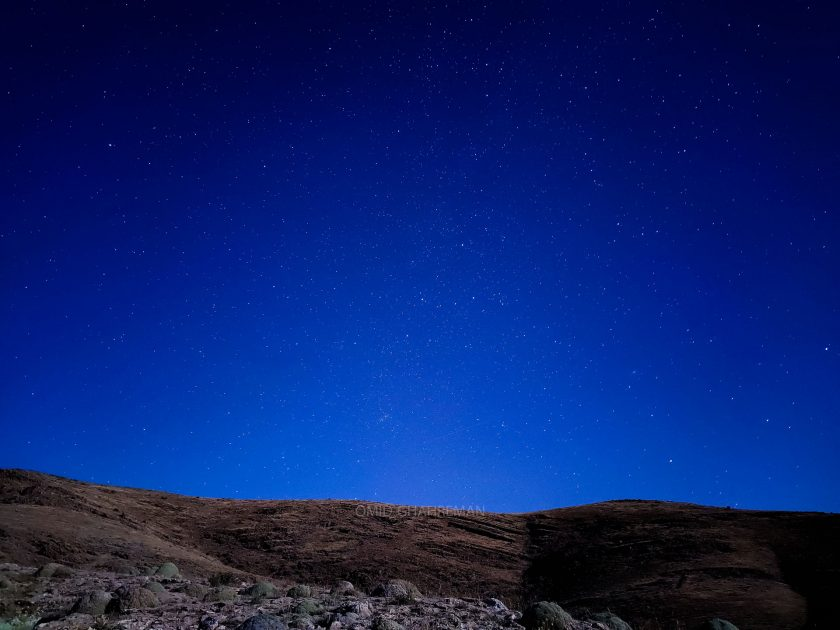 ستارگان در بالای آتابی