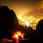 شبی در برج ماکو