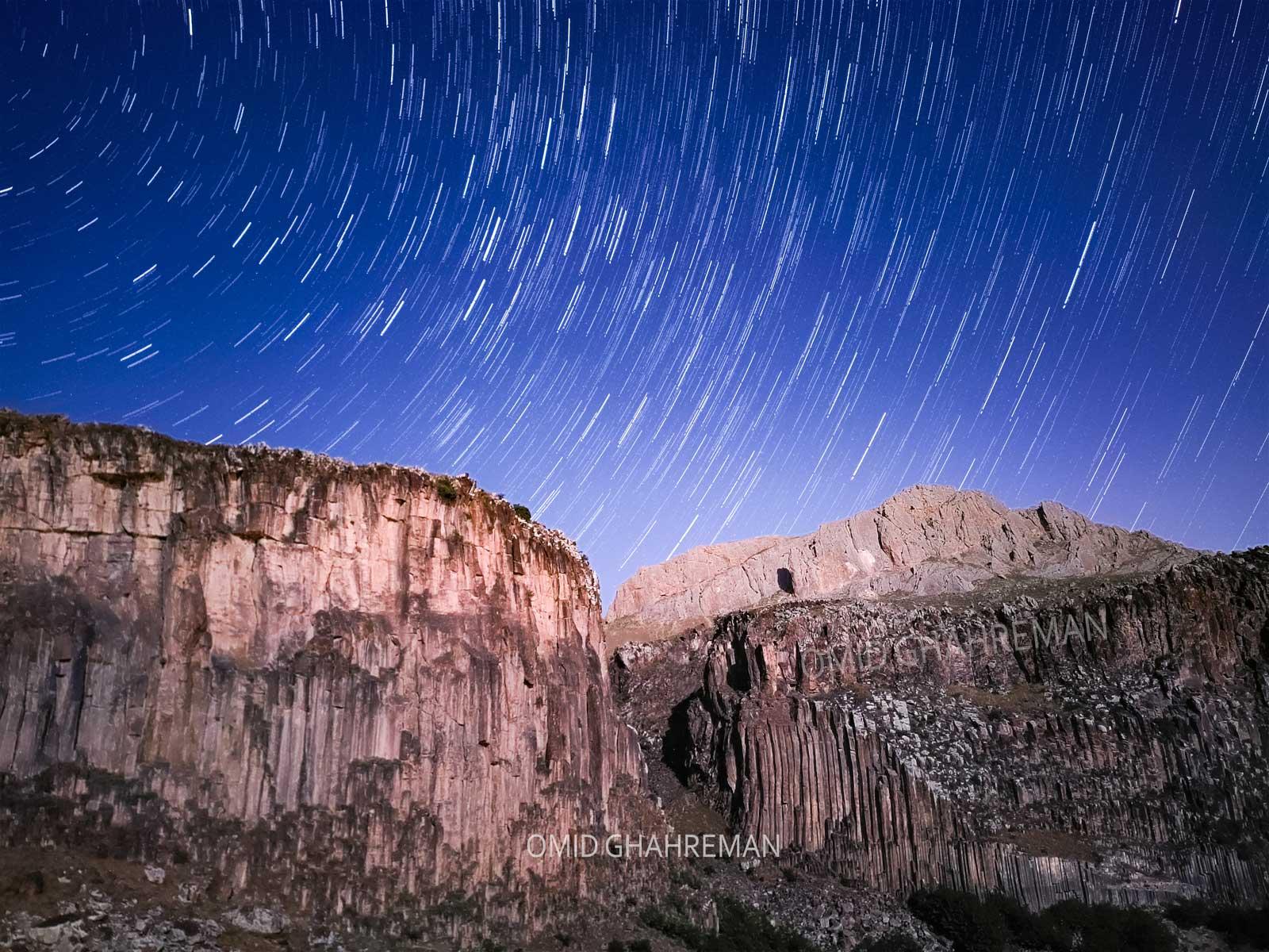 شب های دره قیرمیزیلیخ