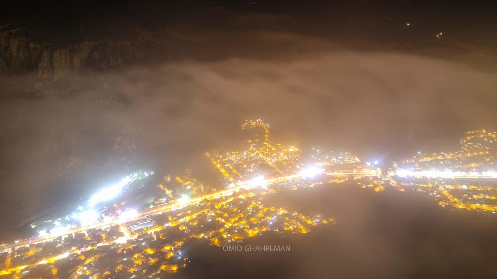 شب های مه آلود ماکو MAKU FOGGY NIGHTS