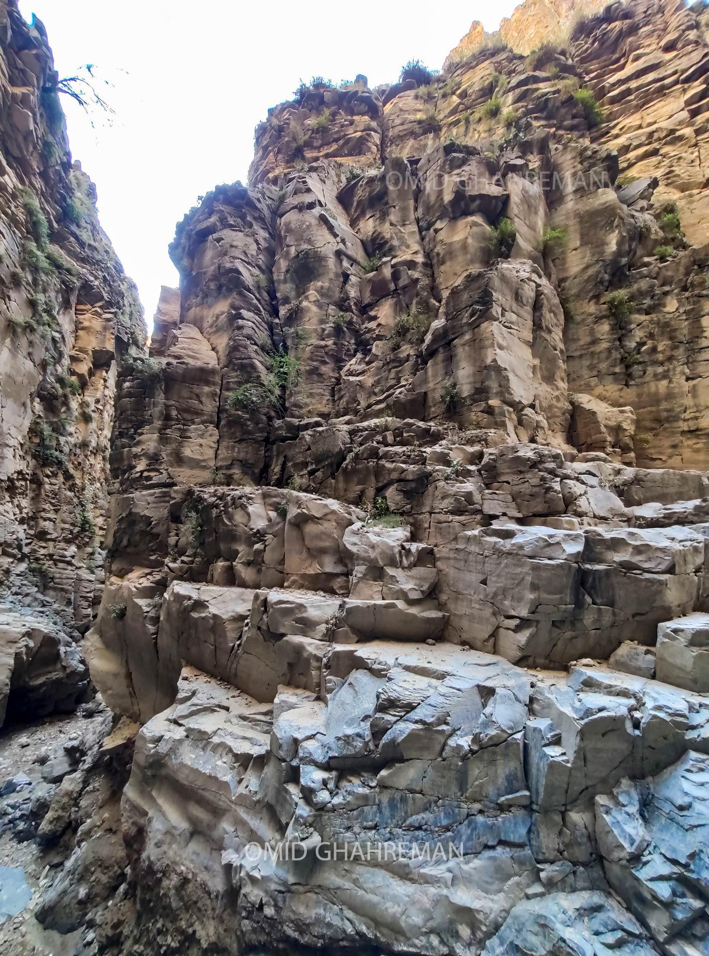 صخره های بازالتی