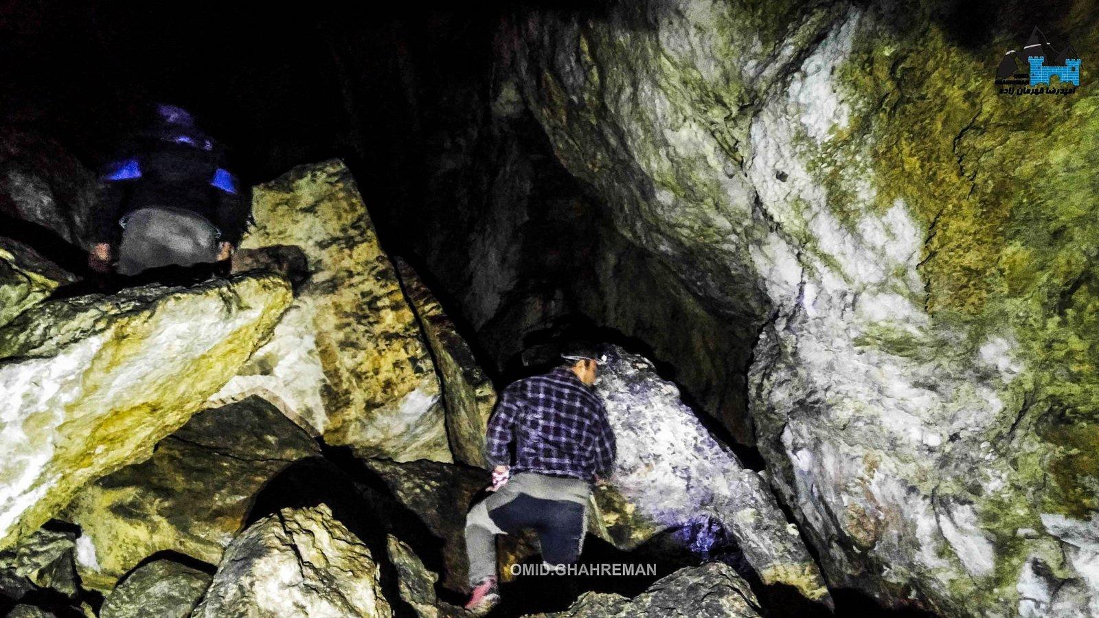 غارنوردی در شهر ماکو