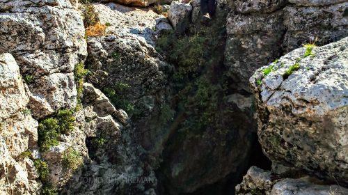 غار بوغلو قویو ماکو در ارتفاعات خانه ساازمانی ماکو