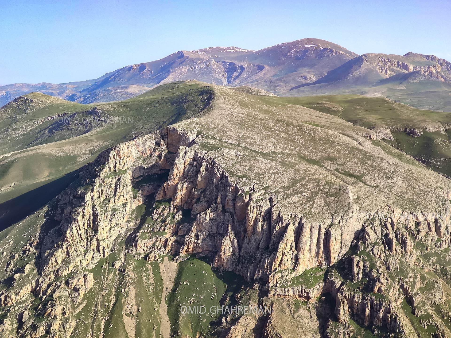 قله دوم کوه سبد