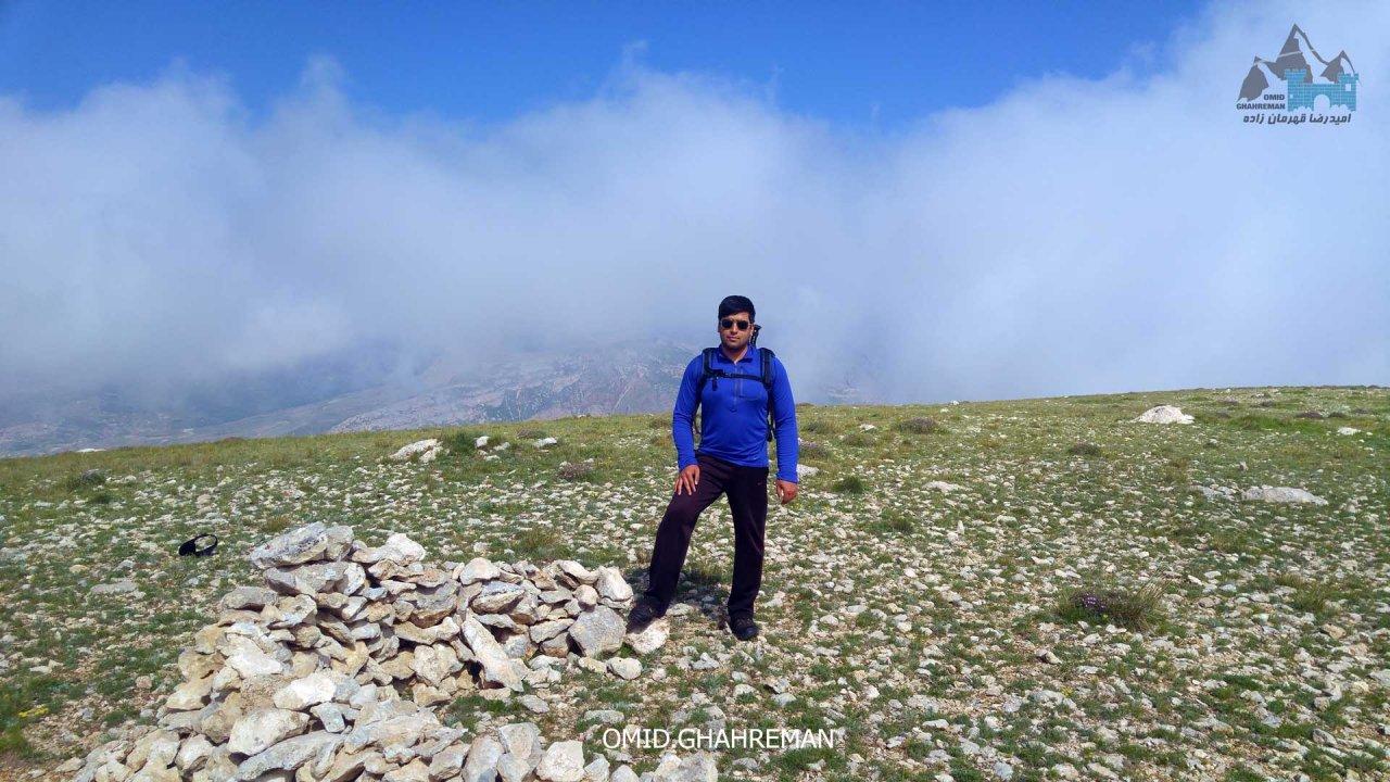 قله کوه قارلی
