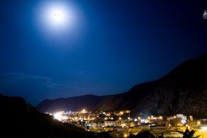 ماکو و شبهای مهتابی زیبایی که نمیتوان از آن گذشت