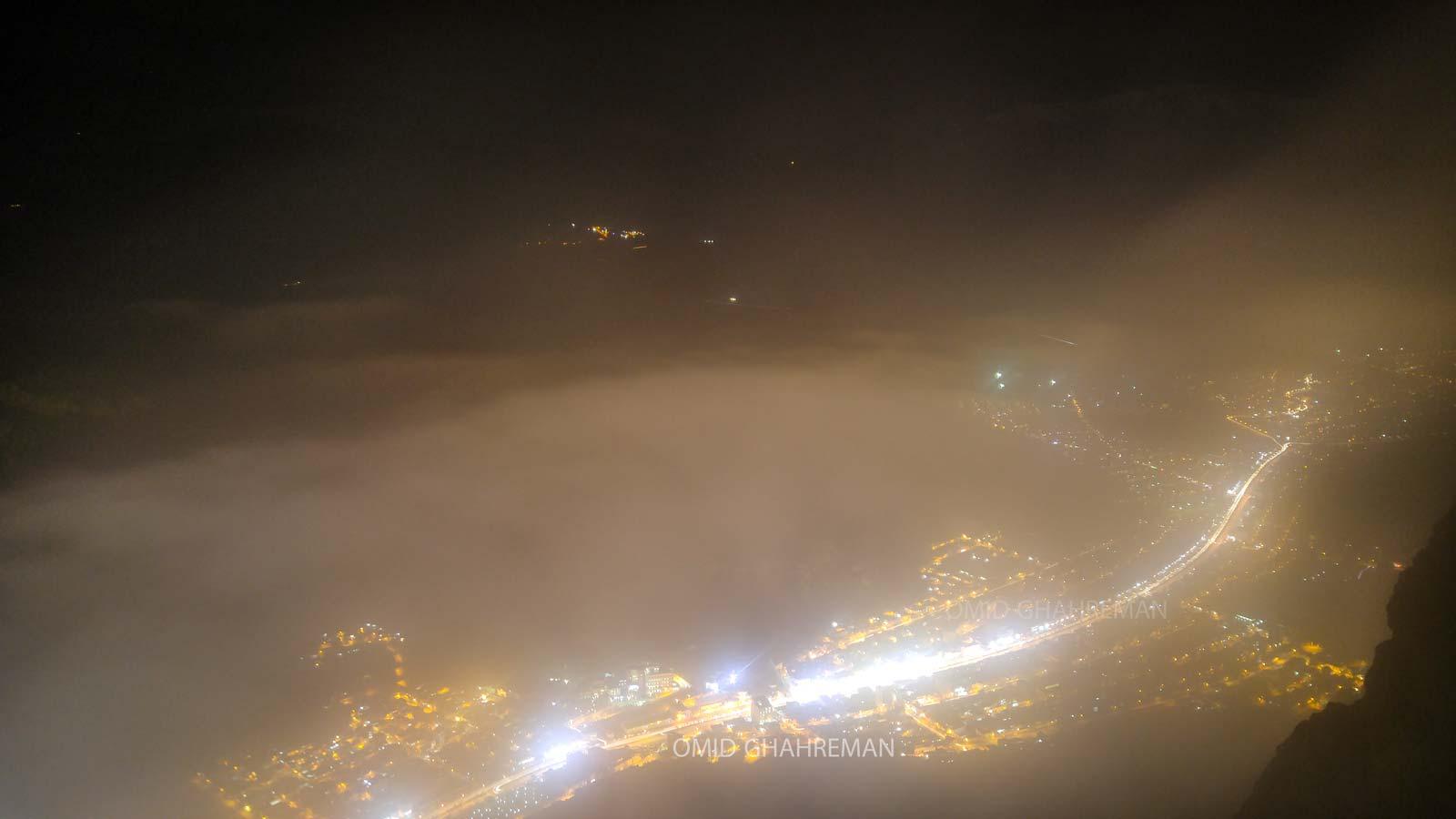 ماکو و شب های مه آلود
