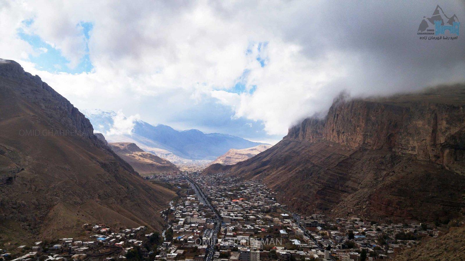 ماکو و کوهستان ابری