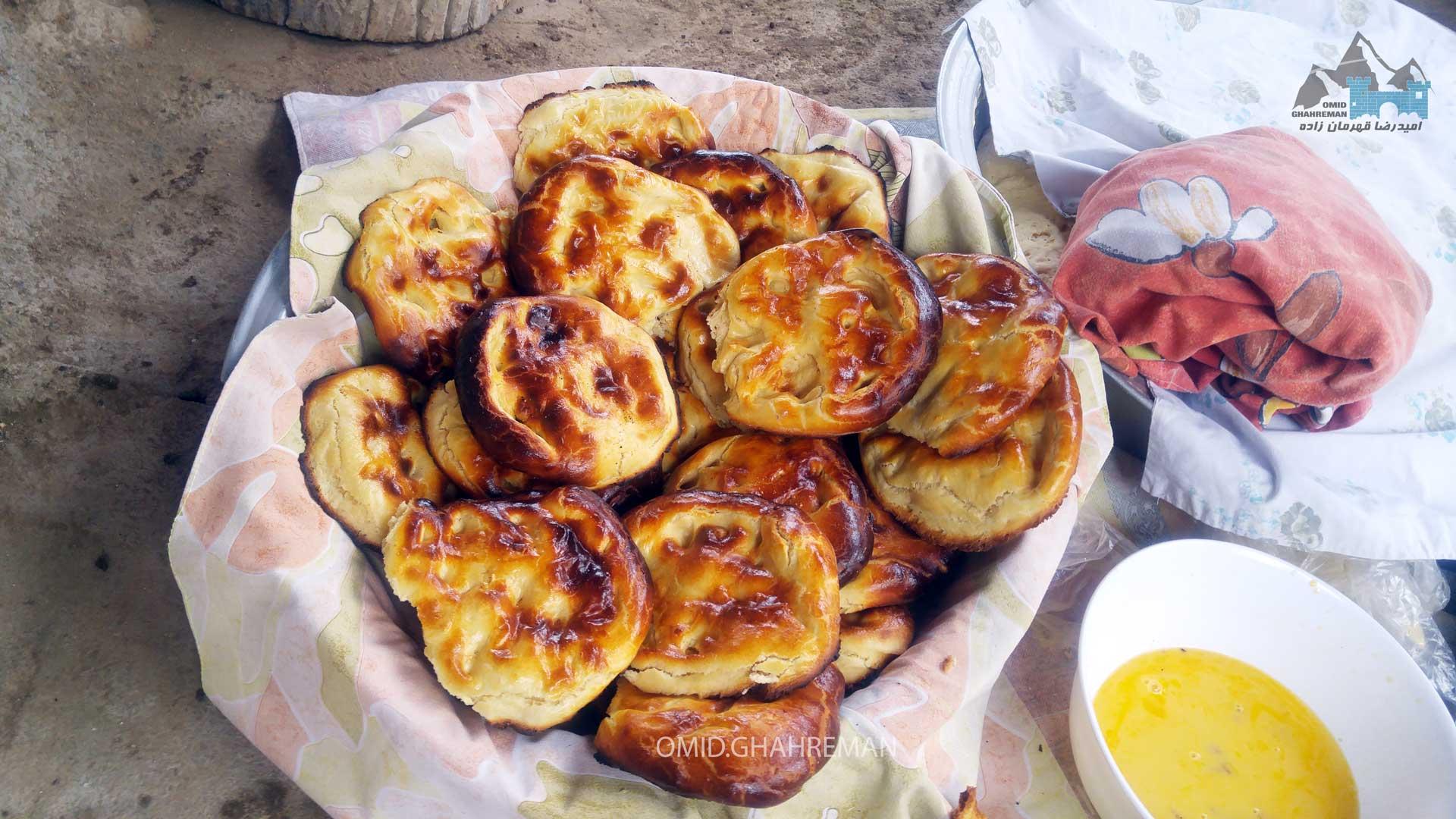 نان تنور سنتی