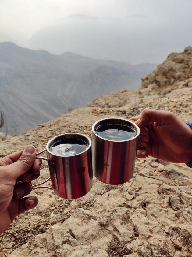 چای دوستانه و دلچسب