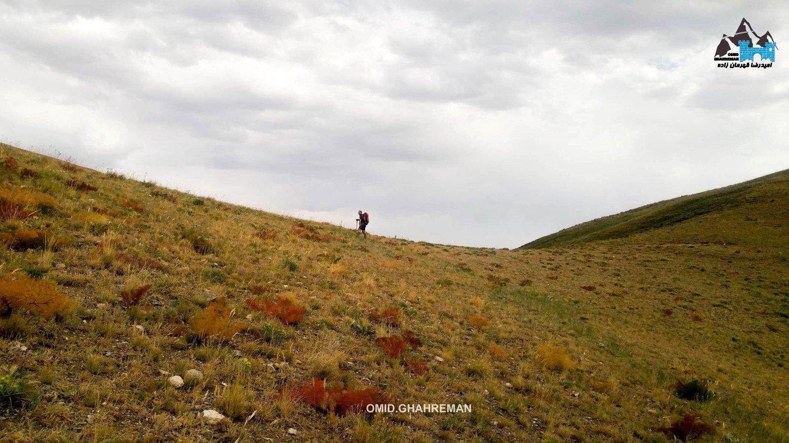 کوهنوردی در قارلی ماکو