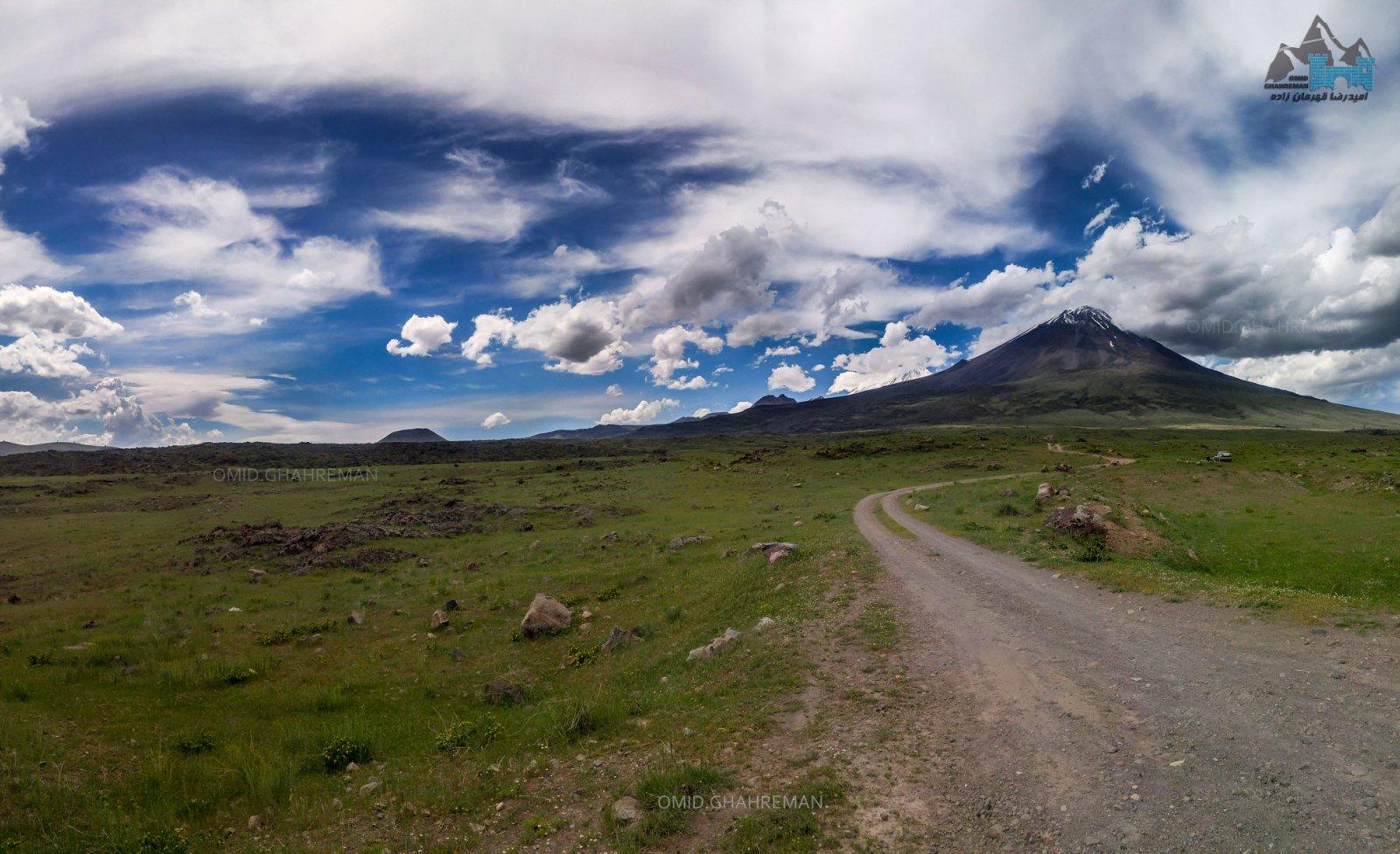راهی به سوی کوههای آرارات