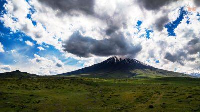کوه آرارات در بورالان