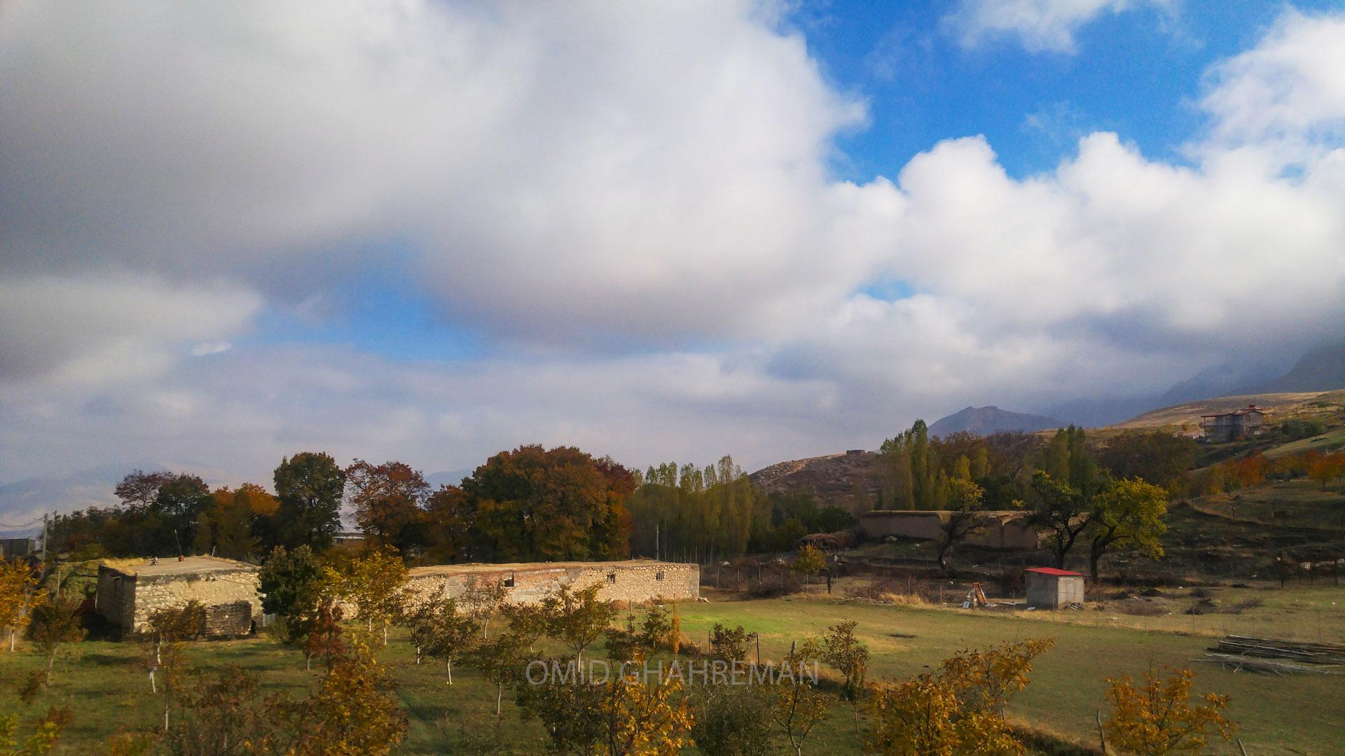 روستای پره خودک در ماکو