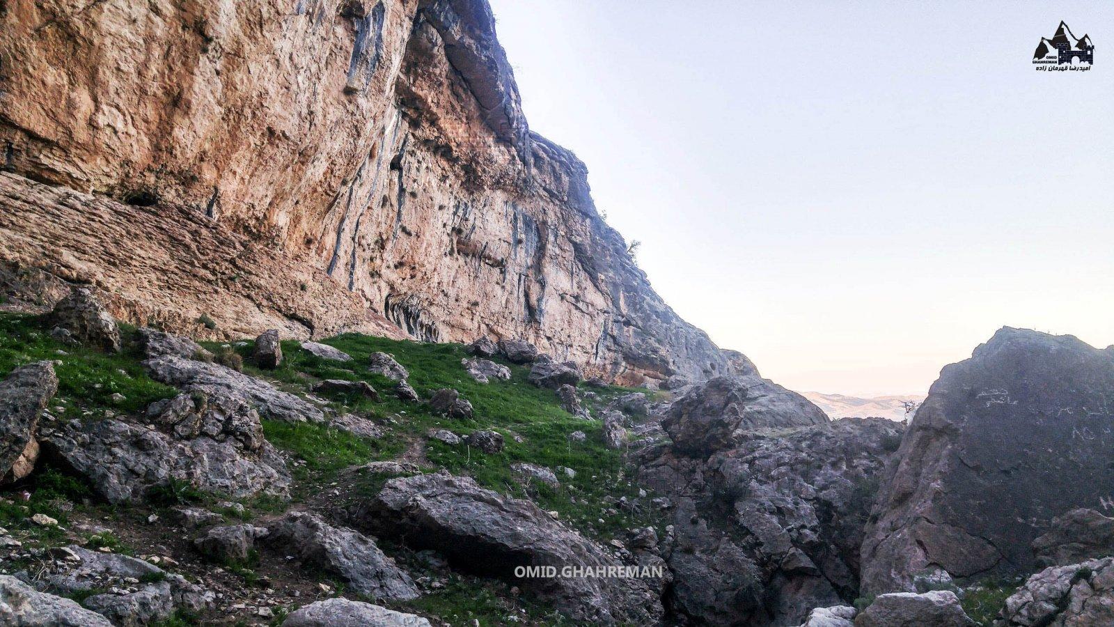 کوههای زیبای شهر ماکو روستای رند