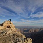 کوهنوردی در قیه