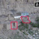 ریزش قلعه تاریخی قبان ماکو